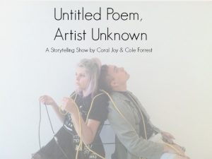 Untitled Poem, Artist Unknown poster